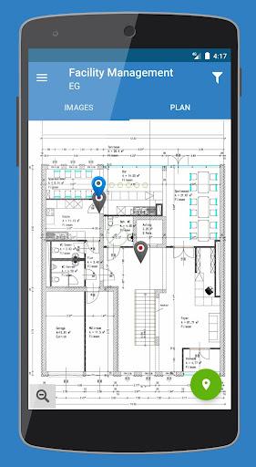 PlanRadar construction app screenshot 2