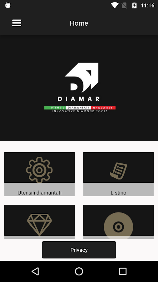 Diamar- screenshot