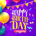 Birthday Invitation Card Maker : Invitation Maker icon