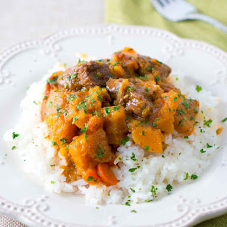 Beef and Butternut Squash Stew (Instant Pot) Recipe