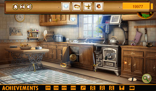 Color of Murder Hidden Object