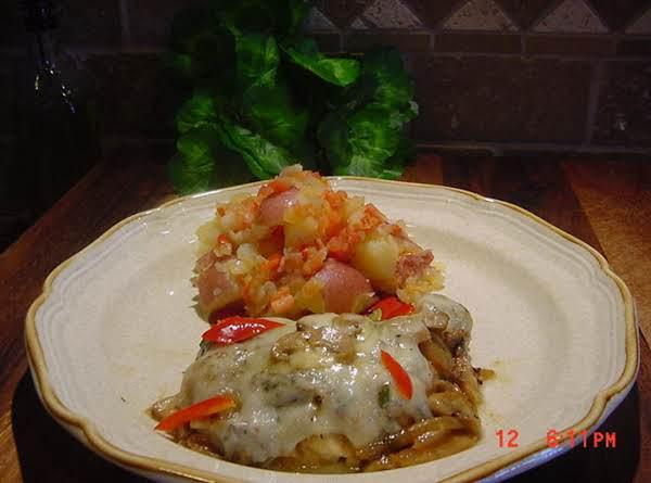 Bonnie's Chicken Portifino