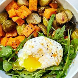 Egg and Veggie Breakfast Bowl.