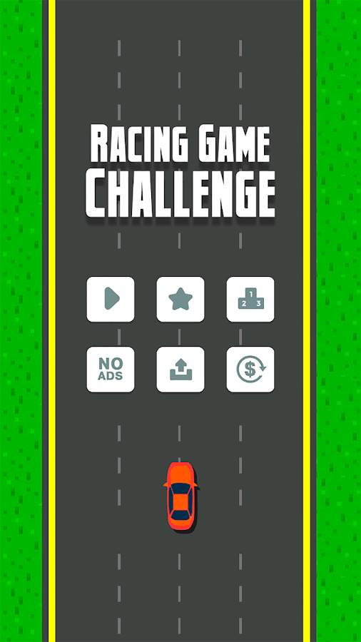 Racing Game Challenge- screenshot