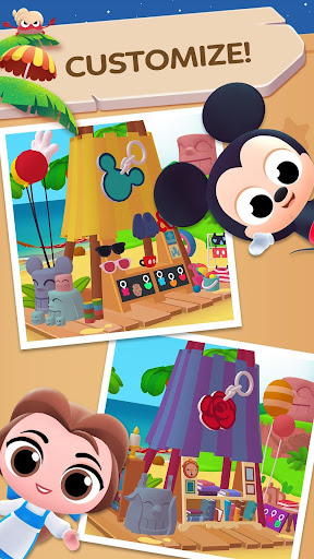 Disney Getaway Blast apkmr screenshots 5