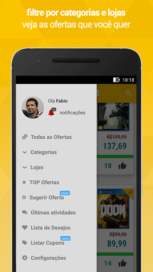 Promobit - Ofertas e Descontos- screenshot