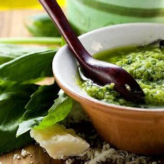Italian Pesto Sauce Recipe