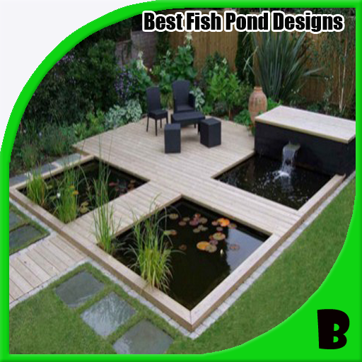 Download best fish pond designs for pc for Best pond design