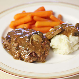 Salisbury Steaks with Mushrooms