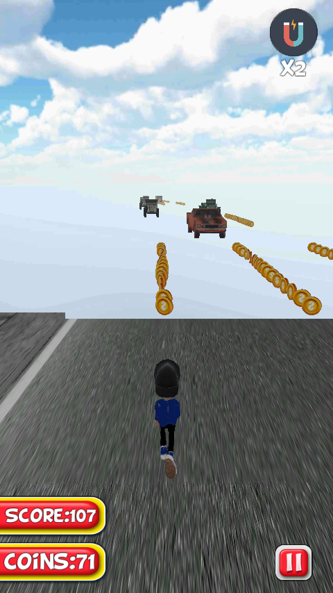 Detroit Runner Android Apps On Google Play