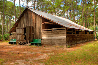 Photo: Lowe Barn. Pic from Heritage Village Photo Collection.