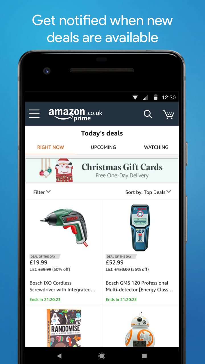 Amazon Shopping Screenshot 5