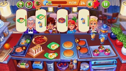 Cooking Craze screenshot 8