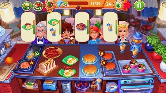 Cooking Craze Mod Apk 1.75.0 (Unlimited Money) 8
