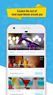 magicpin: restaurants, fashion, cashback, deals- screenshot thumbnail
