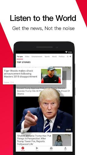 News Republic - Breaking and trending news 10.0.1 screenshots 1