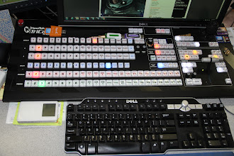 Photo: Tricaster Control Panel