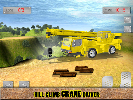 Log Transporter Truck Driver 1.0 screenshot 69867
