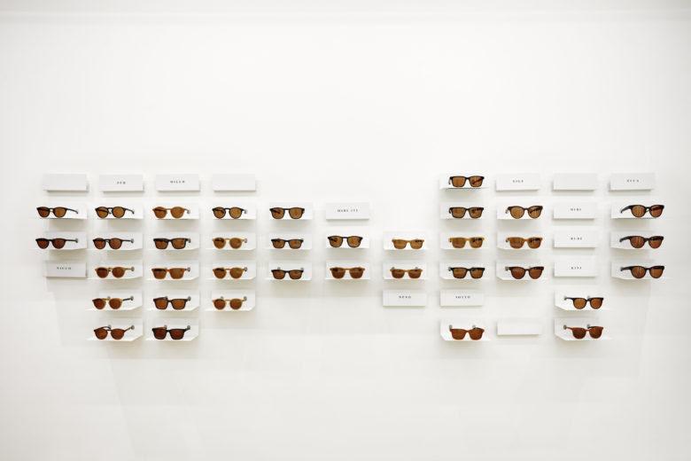 Thiết kế cửa hàng kính mắt - Thiết kế shop thời trang kính mắt 5