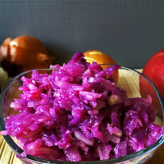 Sweet Sour Red Cabbage Salad Recipes