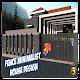 Fence Minimalist House Design (app)