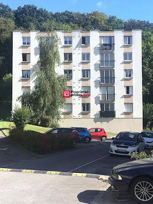 Vente appartement 2 pièces 52,4 m2
