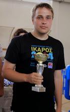 Photo: Winner of Ikaros 2014 Peter Proazska