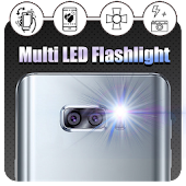 Multi LED FlashLight