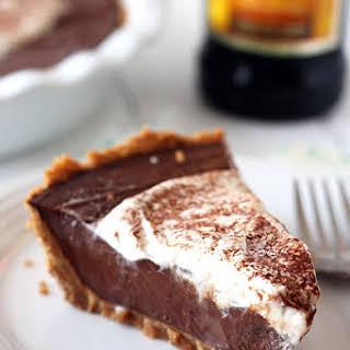 Kahlua Pudding Pie.