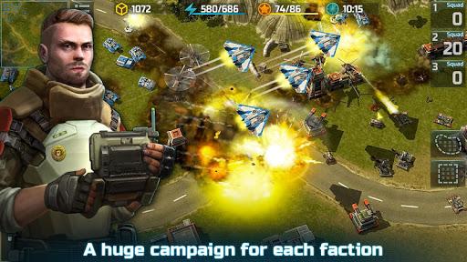 Art of War 3: PvP RTS modern warfare strategy game  screenshots 12