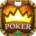Scatter HoldEm Poker - Online Texas Card Game Icon