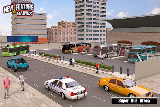 Super Bus Arena: Modern Bus Coach Simulator 2020 5.3 screenshots 2