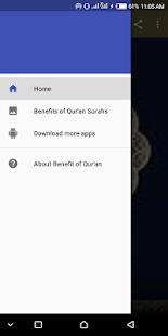 Download Benefit of Qur'an Surahs For PC Windows and Mac apk screenshot 4