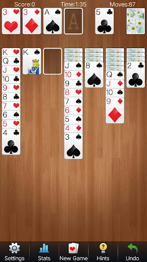 Solitaire Card Games Free apkpoly screenshots 7