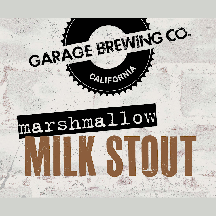 Logo of Garage Marshmallow Milk Stout