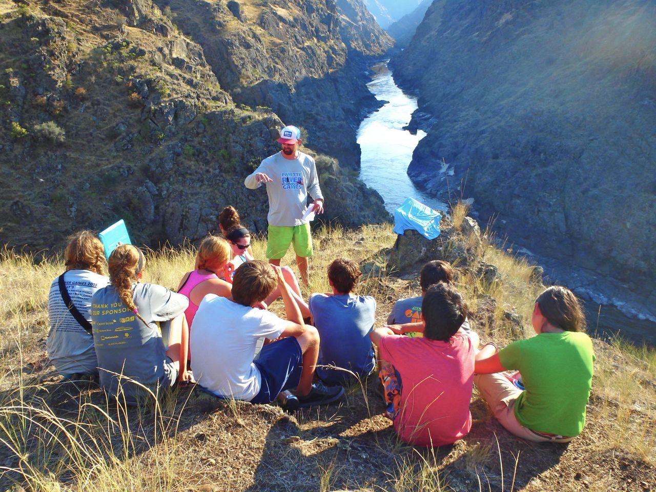 Leadership Class Salmon River, Blue Canyon small.jpg