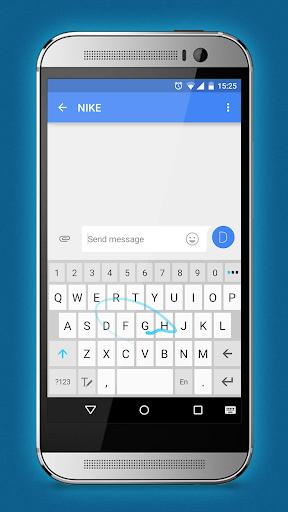 A.I.type Keyboard M9 Theme
