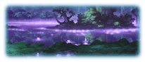 黒月森 紫輝花湖畔