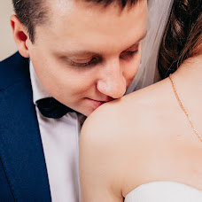 Wedding photographer Ekaterina Ivashkina (ivashkinakate). Photo of 02.03.2016