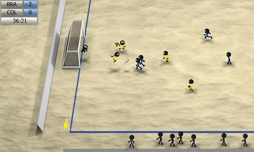 Stickman Soccer 2014 screenshot 5