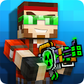 Pixel Gun 3D: Shooting games & Battle Royale icon