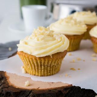Swiss Carrot Cake Cupcakes