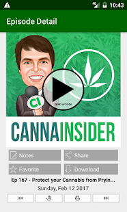 CannaInsider Show- screenshot thumbnail