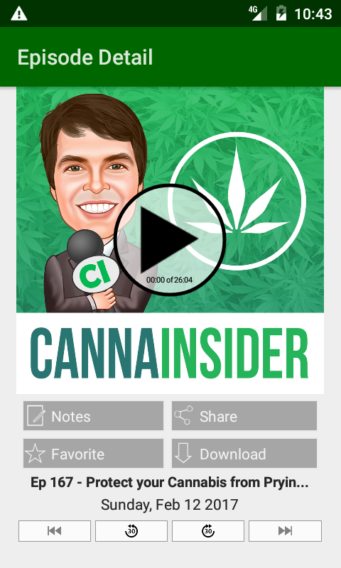 CannaInsider Show- screenshot
