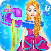 Fashion Tailor Games for Girls