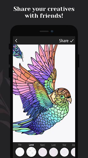Coloring book for me - Mandala & Antistress 2.2.2.17 screenshots 5