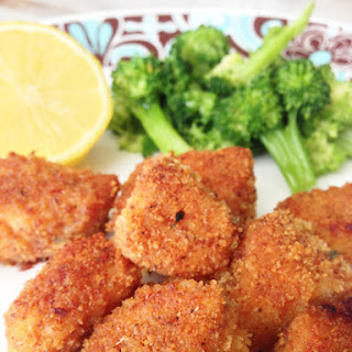 Baked Faux-Fil-A Chicken Nuggets.