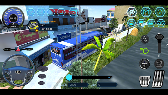 Bus Simulator Vietnam MOD (Unlimited License) 5