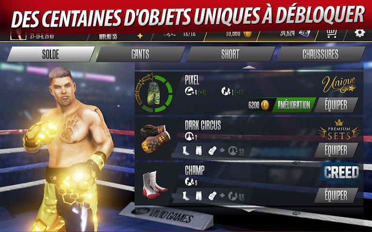 android Real Boxing 2 CREED Screenshot 10