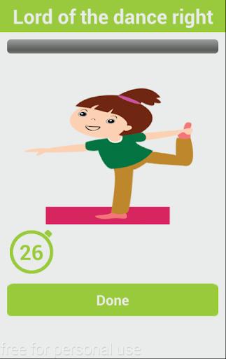 Kids Fitness screenshots 3